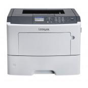 Imprimanta LEXMARK MS 610DN, Laser Monocrom, 47 PPM, USB, Retea, Second Hand Imprimante Second Hand