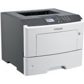 Imprimanta Laser Monocrom Lexmark MS610dn, Duplex, A4, 47ppm, 1200 x 1200 dpi, USB, Retea, Second Hand Imprimante Second Hand
