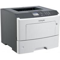 Imprimanta LEXMARK MS 610DN, Laser Monocrom, 47 PPM, USB, Retea