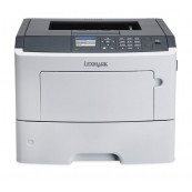 Imprimanta LEXMARK MS 610DN, Laser Monocrom, 47 PPM, USB, Retea, Second Hand Imprimante Second Hand