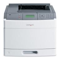 Imprimanta Laser Monocrom Lexmark T650DN, A4, 1200 x 1200 dpi, 43 ppm, Duplex, Retea