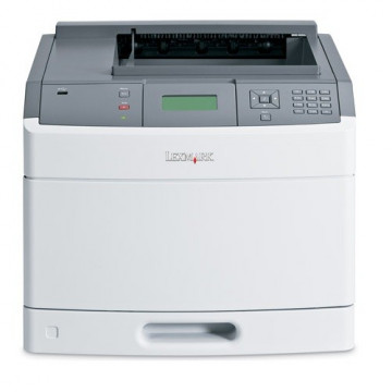 Imprimanta Laser Monocrom Lexmark T650DN, A4, 1200 x 1200 dpi, 43 ppm, Duplex, Retea, Second Hand Imprimante Second Hand