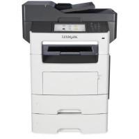Multifunctionala Laser Monocrom Lexmark XM3150, USB, 47ppm, 1200 x 1200 dpi, Scanner, Fax, Duplex