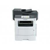 Multifunctionala Laser Monocrom Lexmark XM3150DN, Duplex, A4, 47ppm, 1200 x 1200 dpi, Copiator, Scanner, Fax, USB, Second Hand Imprimante Second Hand
