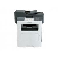 Multifunctionala Laser Monocrom Lexmark XM3150DN, Duplex, A4, 47ppm, 1200 x 1200 dpi, Copiator, Scanner, Fax, USB, Retea