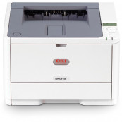 Imprimanta Laser Monocrom OKI B431D, 22 ppm, USB, Duplex, Paralel, Second Hand Imprimante Second Hand