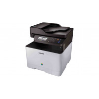 Multifunctionala Laser Color Samsung Xpress SL-C1860FW, A4, 19ppm, 9600 x 600dpi, Fax, Copiator, Scanner, USB, Retea, Wireless