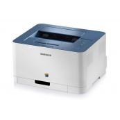 Imprimanta Laser Color Samsung CLP-360, A4, 600 x 600, 18 ppm, USB, Second Hand Imprimante Second Hand
