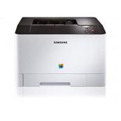 Imprimanta Laser Color Samsung CLP-415NW, 19ppm, 600x600 dpi, Retea, USB, Wireless, Second Hand Imprimante Second Hand