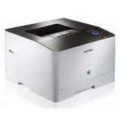 Imprimanta Laser Color Samsung CLP-415NW, 19ppm, 9600x600 dpi, Retea, USB, Wireless, Second Hand Imprimante Second Hand