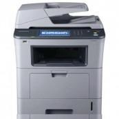 Multifunctionala SAMSUNG SCX-5835NX, 33 PPM, Duplex, Retea, USB, 1200 x 1200, Laser, Monocrom, A4, Second Hand Imprimante Noi