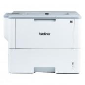 Imprimanta Laser Monocrom Brother HL-L6300DW, Duplex, A4, 48ppm, 1200 x 1200 dpi, Wireless, Retea, USB, Toner si Unitate Drum Noi, Second Hand Imprimante Second Hand