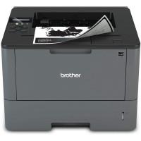 Imprimanta Laser Monocrom Brother HL-L5200DW, Duplex, A4, 40ppm, 1200 x 1200, USB, Retea, Wireless