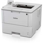 Imprimanta Laser Monocrom Brother HL-L6400DW, Duplex, A4, 50ppm, 1200 x 1200 dpi, Wireless, Retea, USB, Unitate Drum si Toner Noi, Second Hand Imprimante Second Hand