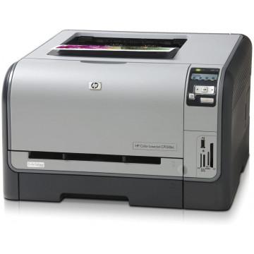 Imprimanta Laser Color HP LaserJet CP1518ni, A4, 12ppm, 600 x 600dpi, USB, Retea, Second Hand Imprimante Second Hand