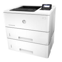 Imprimanta Laser Monocrom HP LaserJet Enterprise M506dtn, Duplex, A4, 43ppm, 1200 x 1200, USB, Retea