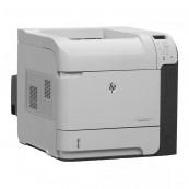 Imprimanta Laser Monocrom HP LaserJet Enterprise 600 M601N, A4, 45ppm, 1200 x 1200, USB, Retea, Second Hand Imprimante Second Hand