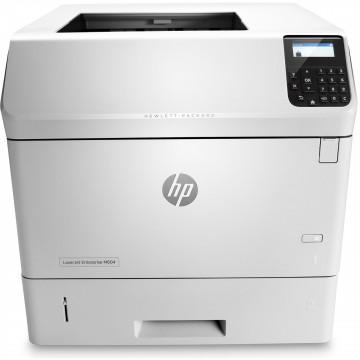 Imprimanta Laser Monocrom HP LaserJet Enterprise M604n, A4, 52ppm, 1200 x 1200, USB, Retea, Second Hand Imprimante Second Hand