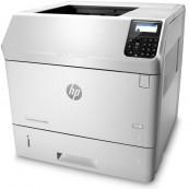 Imprimanta Laser Monocrom HP LaserJet Enterprise M604n, A4, 52ppm, 1200 x 1200, USB, Retea