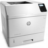Imprimanta Laser Monocrom HP Laserjet Enterprise M605n, A4, 58ppm, 1200 x 1200, USB, Retea