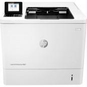 Imprimanta Laser Monocrom HP Laserjet Enterprise M607n, A4, 55ppm, 1200 x 1200, USB, Retea, Second Hand Imprimante Second Hand