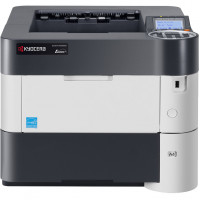 Imprimanta Laser Monocrom Kyocera ECOSYS P3060DN, A4, 62 ppm, 1200 x 1200 dpi, Duplex, USB, Retea