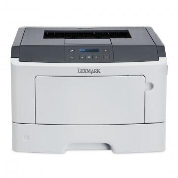 Imprimanta Laser Monocrom Lexmark MS312dn, Duplex, A4, 33ppm, 1200 x 1200 dpi, Retea, USB, Paralel, Second Hand Imprimante Second Hand