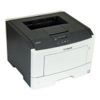 Imprimanta Laser Monocrom Lexmark MS410dn, Duplex, A4, 38ppm, 1200 x 1200 dpi, USB, Retea