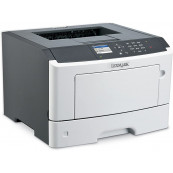 Imprimanta Laser Monocrom Lexmark MS415dn, Duplex, A4, 38ppm, 1200 x 1200 dpi, USB, Retea, Second Hand Imprimante Second Hand