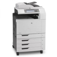 Multifunctionala Laser Color HP CM6040 MFP, Duplex, A3, 40ppm, 600 x 600dpi, Copiator, Scanner, Fax, Retea, USB