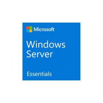 Windows Server Essentials 2019, 64bit, English, 1pk DSP OEI, DVD, 1-2CPU Software