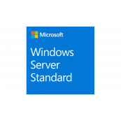 Windows Server Standard 2019, 64Bit, English, 1pk DSP OEI, DVD, 16 Core Software