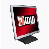 Monitor AMW X1900DS LCD, 19 Inch, 1280 x 1024, VGA, DVI, Second Hand Monitoare Second Hand
