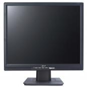 Monitor Acer AL1917, 19 Inch LCD, 1280 x 1024, VGA, Difuzoare integrate Second Hand