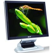 Monitor Acer AL1951 LCD, 19 Inch, 1280 x 1024, VGA, DVI, Difuzoare integrate, Second Hand Monitoare Second Hand