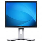 Monitor Dell UltraSharp 1908FP, 19 Inch LCD, 1280 x 1024, VGA, DVI, USB, Grad A-, Fara picior, Second Hand Monitoare Refurbished