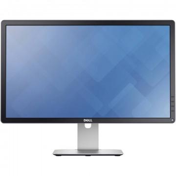 Monitor Profesional DELL P2414HB, 24 Inch Full HD LED IPS, DVI, VGA, DisplayPort, 4 x USB, Second Hand Monitoare Second Hand