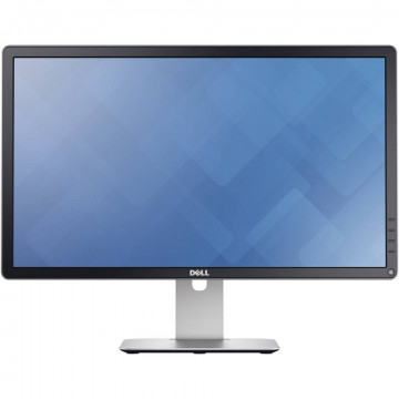 Monitor Professional DELL P2414HB, 24 Inch Full HD LED IPS, DVI, VGA, DisplayPort, 4 x USB, Second Hand Monitoare Second Hand