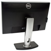Monitor DELL U2412M, LED, Panel IPS, 24 inch, 1920 x 1200 WUXGA, VGA, DVI, 5 Porturi USB, Widescreen, Grad A-
