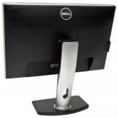 Monitor Refurbished DELL U2412M, LED, Panel IPS, 24 inch, 1920 x 1200 WUXGA, VGA, DVI, 5 Porturi USB, Widescreen Monitoare Refurbished