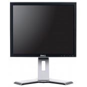 Monitor DELL 1708fp LCD, 17 Inch, 5ms, 1280 x 1024, VGA, Grad A-, Second Hand Monitoare Second Hand