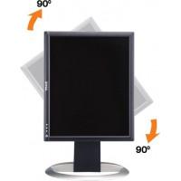 Monitor DELL UltraSharp 1704FP, 17 Inch LCD, 1280 x 1024, USB, DVI, VGA