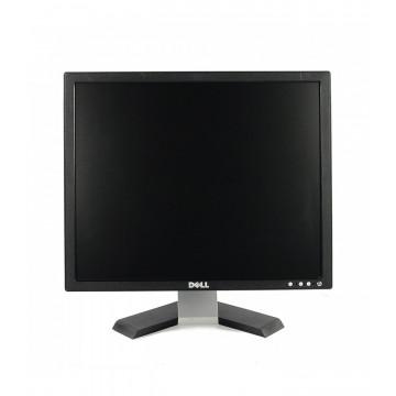 Monitor Dell E196FPF LCD, 19 Inch, 1280 x 1024, VGA, Second Hand Monitoare Second Hand