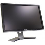 Monitor Dell 2007WFP, 20 Inch LCD, 1680 x 1050, VGA, DVI, Second Hand Monitoare Second Hand