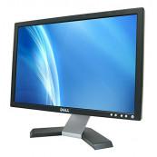 Monitor Dell E198WFPV, LCD 19 inch, 5ms, 1440 x 900, VGA, DVI-D, 16:10, Second Hand Monitoare Second Hand