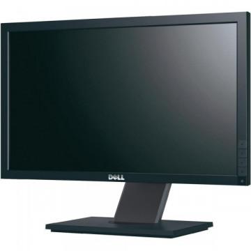 Monitor LED DELL P2211HB, 22 Inch, 1920 x 1080, VGA, DVI, 2 x USB, Grad B, Second Hand Monitoare cu Pret Redus