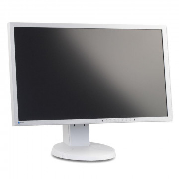 Monitor EIZO FlexScan EV2316W, 23 Inch LED, 1920 x 1080, VGA, DVI, Display Port, Second Hand Monitoare Second Hand