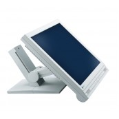 Monitor EIZO FlexScan L567 LCD, 17 Inch, 1280 x 1024, VGA, DVI, Grad B, Second Hand Monitoare cu Pret Redus