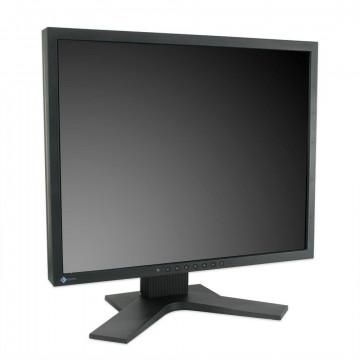 Monitor EIZO FlexScan S1911 LCD, 19 Inch, 1280 x 1024, VGA, DVI, Second Hand Monitoare Second Hand