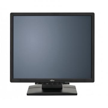Monitor Fujitsu Siemens B19-6, 19 Inch LED, 1280 x 1024, VGA, DVI Monitoare Second Hand